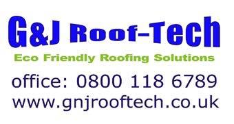 G&j roof tech sponsors of the prospect mma